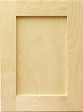 Lancaster 5pc Hard Maple Sample Door - RAW