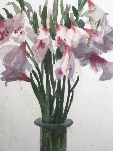 Watercolour by Dora Bard