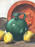 Large Original Victorian Still Life