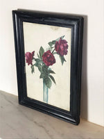 Signed Watercolour of a collection of Roses