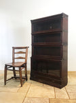 Antique Globe Wernicke Bookcases