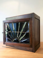 Sunburst Display Case
