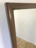 Simple Oak Frame - Full Length Mirror
