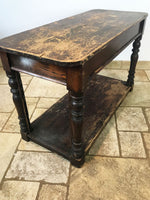 C19th Drapers Table - Ex Department Store