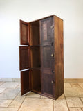 English Wooden Lockers