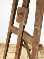Early French Painting Easel