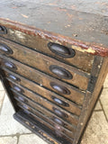 Antique Bank of Drawers - GWR