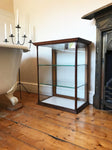Edwardian Antique Shop Display Cabinet