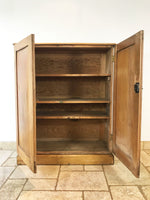Large Antique Pine Cupboard