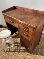 Antique Watch and Clock Makers Desk