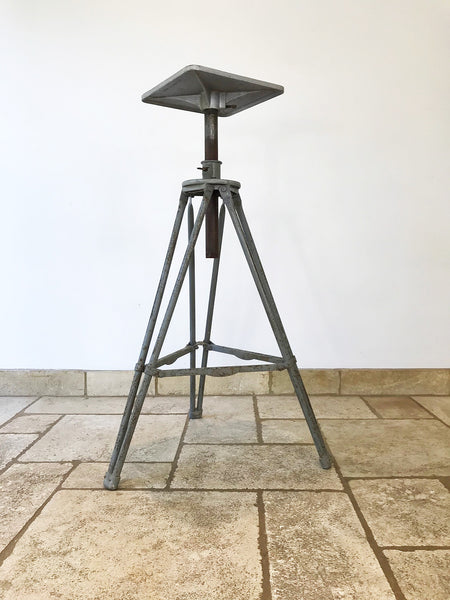 Industrial Sculpture Stand by Alec Tiranti London