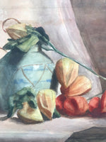 Victorian Watercolour of Still Life