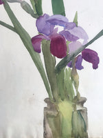 Flower Watercolour by Dora Bard