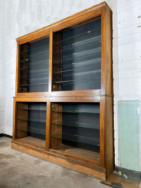Apothecary Display Cabinet