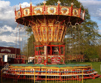 Fairground Swings from the renowned HARRIS AMUSEMENTS