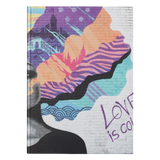 Love is Color Hardcover Journal