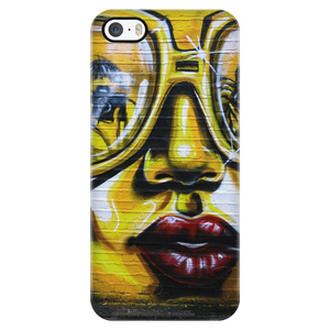 Hippy Chick iPhone Case
