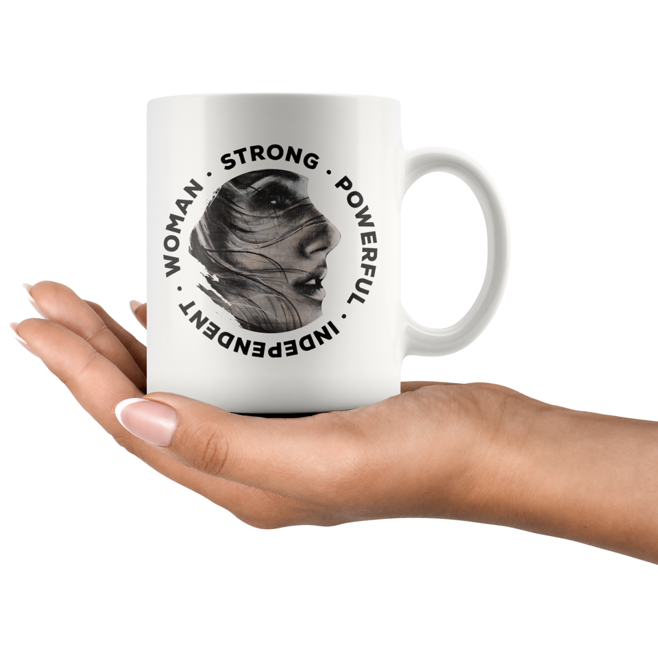 Be Beautiful Strong Classic Mug