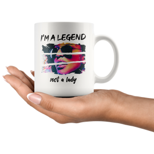 Be a Legend Classic Mug