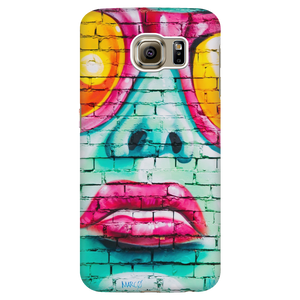 Hot Lips Android Phone Case