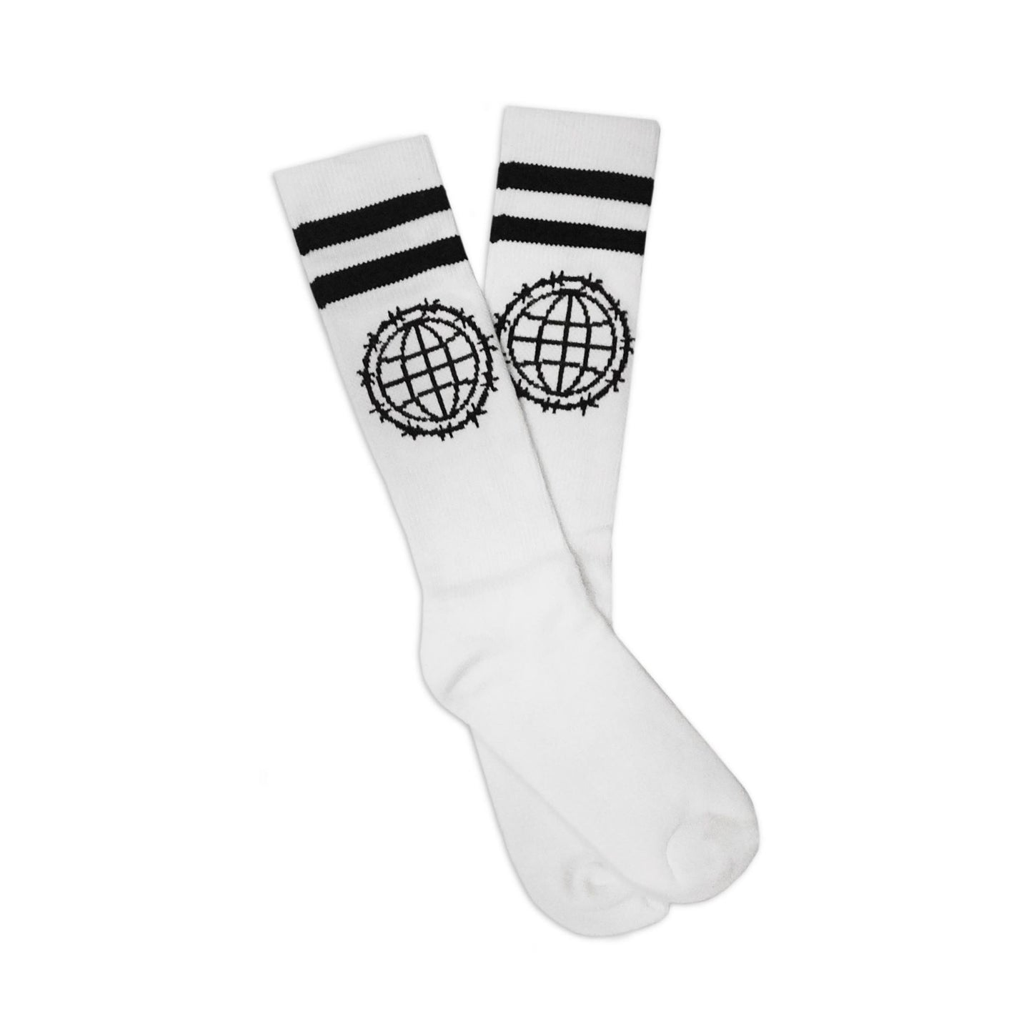 BARBED WORLD SOCKS