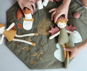 Forest Elf Soft Toy