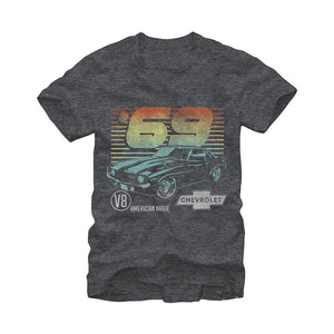 c66769953 Awesome DTANice Shirt DTAGeneral Motors Men's Chevrolet 69 Camaro T-Shirt