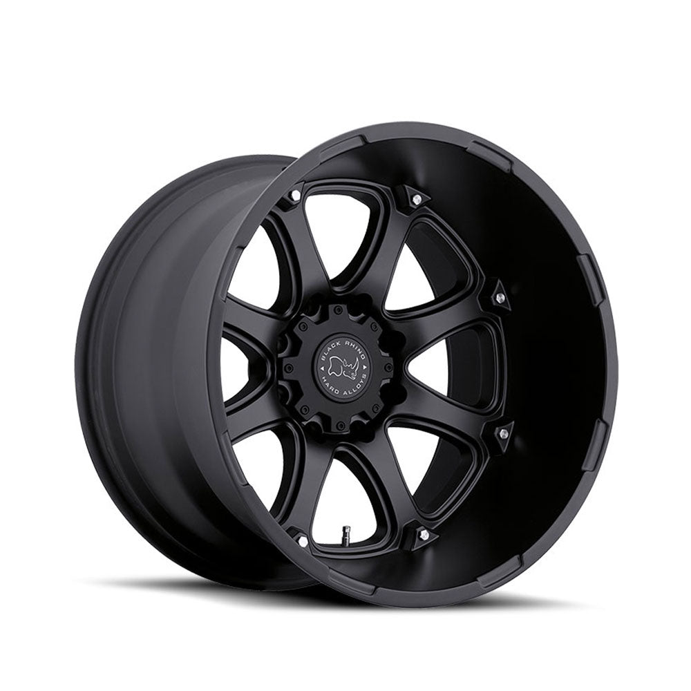 "Black Rhino Glamis (14"" lip)"