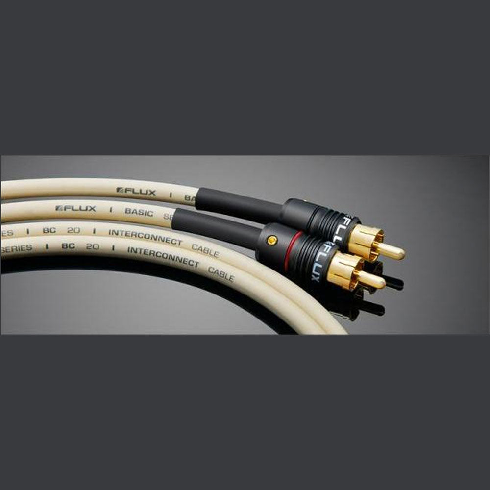 Flux BC-20.5 RCA Interconnect
