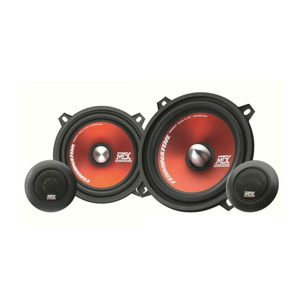 MTX Audio TRS504 Terminator Series