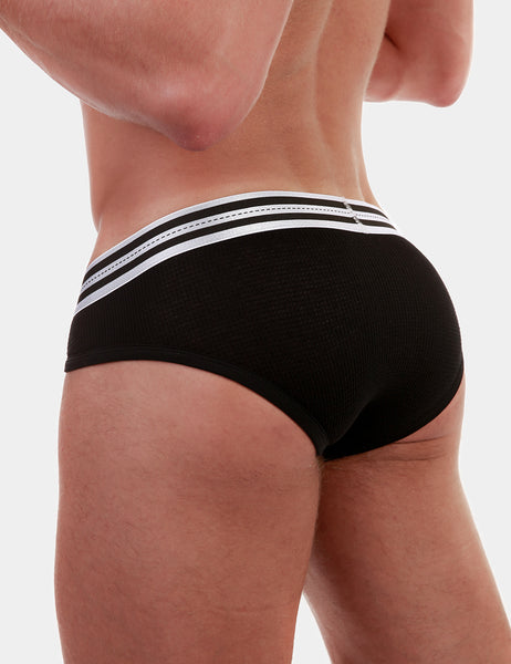 Barcode Berlin: Kirill Brief Black Small