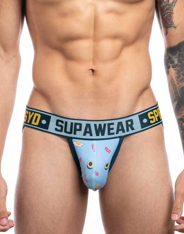 Supawear: Sprint Jock Brunch