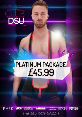 Club DSUnderwear Platinum