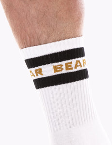 Barcode Berlin: Bear Socks S/M