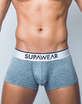 Supawear: Hero Trunk Dark