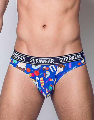 Supawear: Pow Dessert Brief
