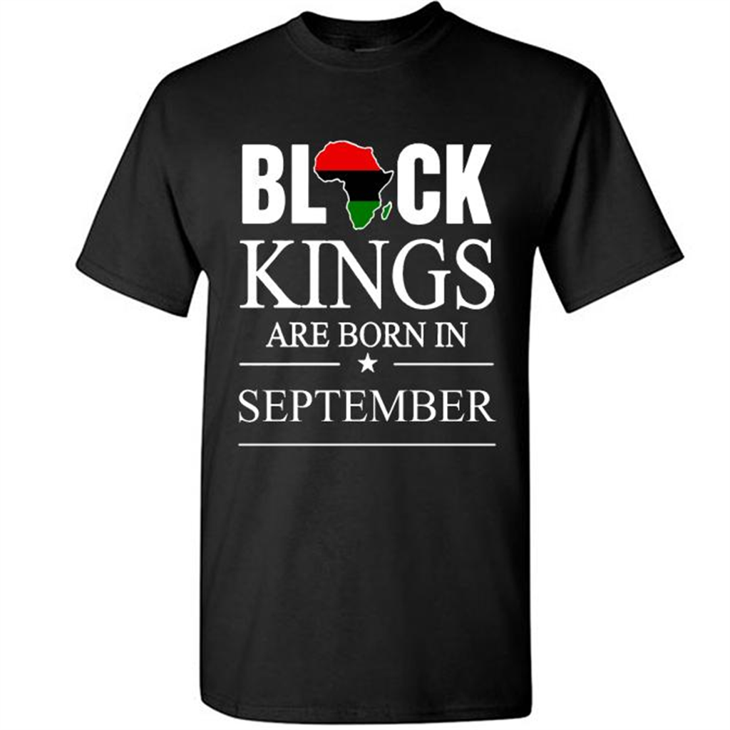 Black Kings Are Born In September