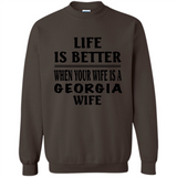 Life Is Better When Your Wife Is A Georgia Wife