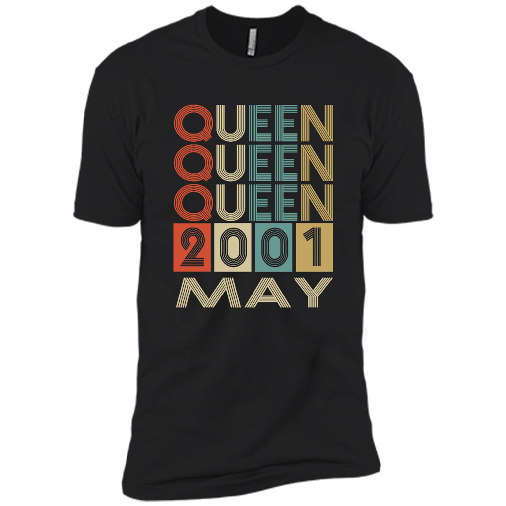 Birthday Gift, Queen Was Born in May 2001