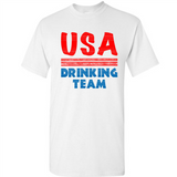 Funny Independence Day Shirt, USA Drinking Team 4th of July 1