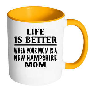 Life Is Better When Your Mom Is A New Hampshire Mom