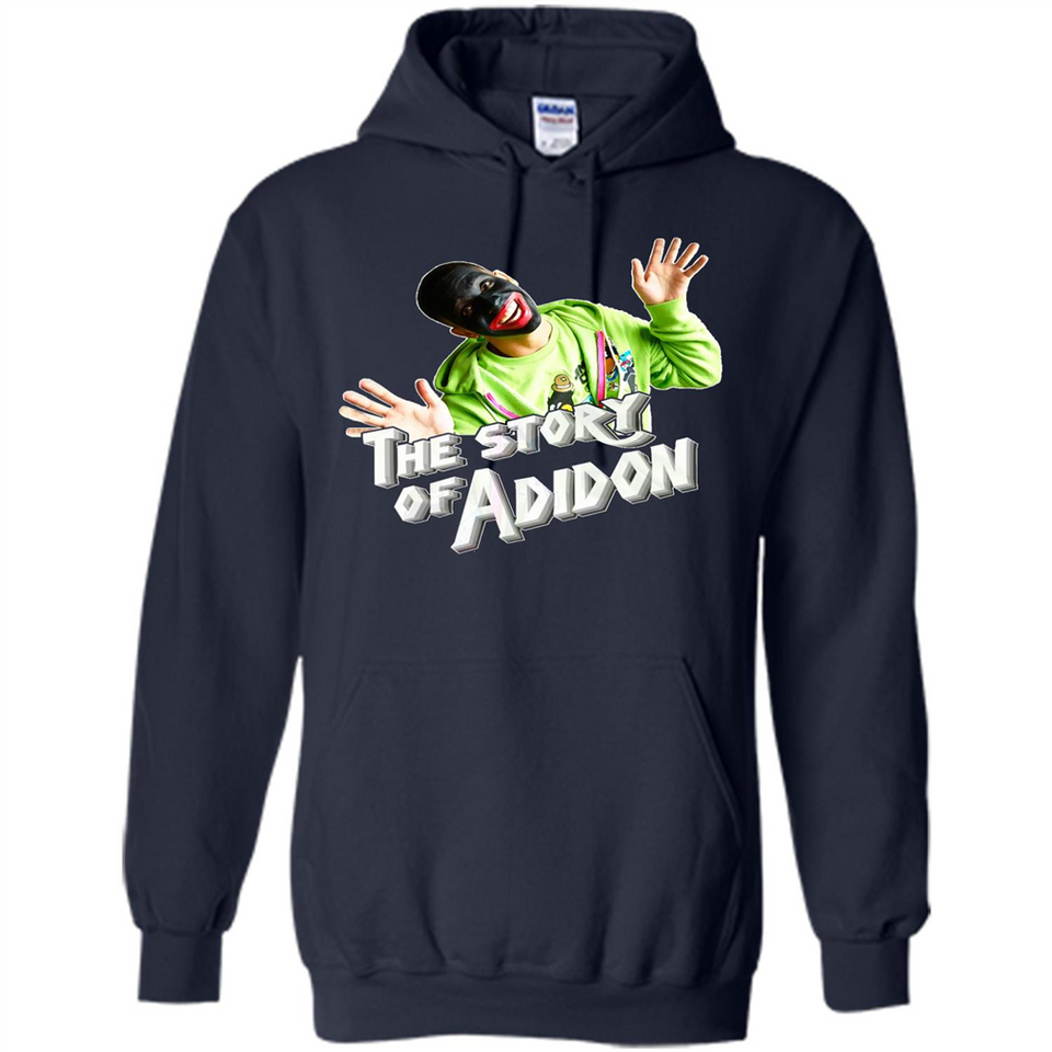 The Story Of Adidon