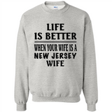 Life Is Better When Your Wife Is A New Jersey Wife