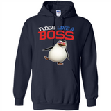 Floss Like A Boss Dance Penguin Flossing 4th Of July