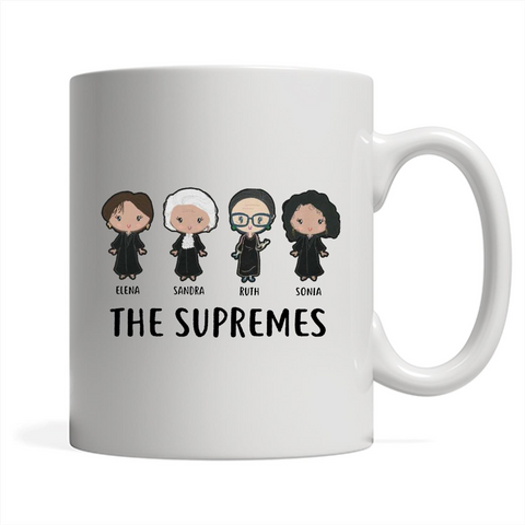The Supremes Chibi