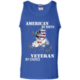 American By Birth Veteran By Choice