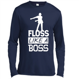 Floss Like A Boss Flossing Dance