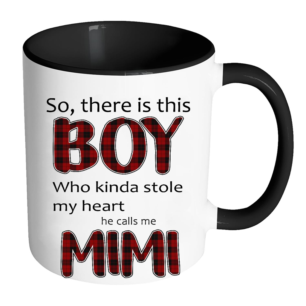 So There Is This Boy Who Kinda Stole My Heart He Calls Me Mimi W