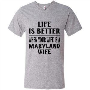 Life Is Better When Your Wife Is A Maryland Wife