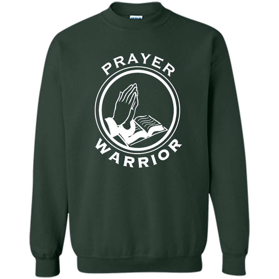 Prayer Warrior Christian